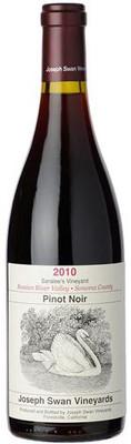 Joseph Swan 2010 Pinot Noir Saralee's Vineyard 750ml