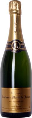 Champagne Paul Bara 2002 Comtesse Marie de France