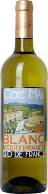 "Paul Mas 2013 Cote Mas Blanc ""Mediterranee"""
