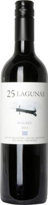 25 Lagunas 2013 Malbec