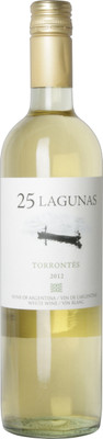 25 Lagunas 2013 Torrontes