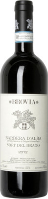 """Brovia 2012 Barbera d'Alba """"Sori del Drago"""""""