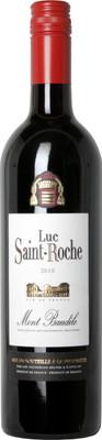 Luc Saint Roche 2010 Mont Baudile Languedoc Rouge
