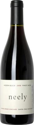 Varner Neely 2008 Hidden Block Pinot Noir