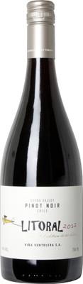 Ventolera 2012 Litoral Pinot Noir