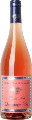 Fougeray de Beauclair 2013 Marsannay Rose