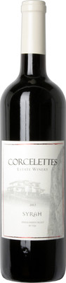 Corcelettes 2013 Syrah