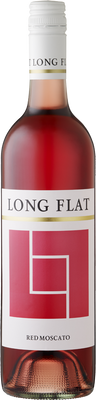 Long Flat 2013 Red Moscato 750ml