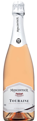 Chateau Moncontour NV Touraine Sparkling Rose 750ml