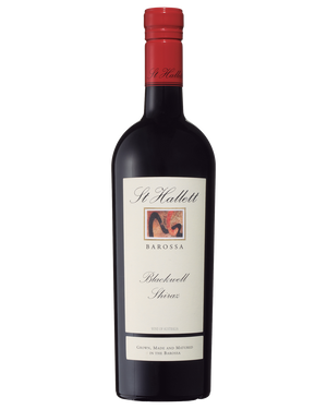 St.Hallet 2012 Blackwell Shiraz 750ml