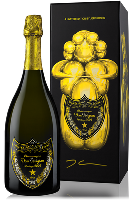 Dom Perignon 2004 Rose Jeff Koons Special Edition 750ml