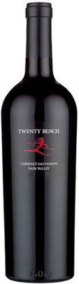 Nine North Wine Co. 2012 Twenty Bench Cabernet Sauvignon 750ml