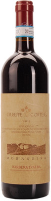 "Giuseppe Cortese 2012 Barbera d'Alba ""Morassina"" DOC 750ml"