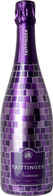 Taittinger Nocturne Sec In Disco Sleeve 750ml