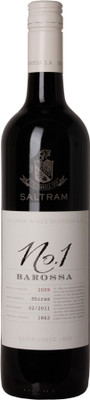 Saltram 2009 No. 1 Shiraz 750ml
