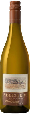 Adelsheim 2012 Chardonnay Willamette Valley 750ml