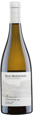 Blue Mountain 2011 Reserve Chardonnay Stripe Label 750ml