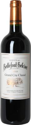 Château Bellefont Belcier 2010 St. Émilion 750ml