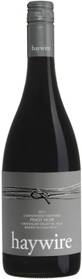Haywire 2012 Canyon View Pinot Noir 750ml