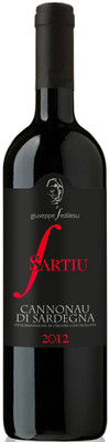 "Giuseppe Sedilesu 2012 Cannonau di Sardegna ""Sartiu"" 750ml"