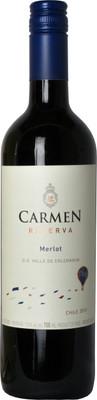 Carmen 2013 Premier Reserva Merlot 750ml