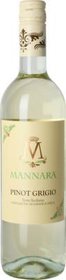 Mannara 2014 Pinot Grigio 750ml