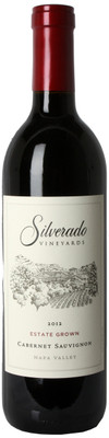Silverado Vineyards 2012 Estate Cabernet Sauvignon 750ml