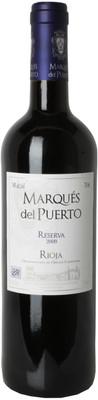 Marques del Puerto Rioja Reserva 750ml