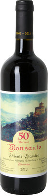 Castello di Monsanto 2012 Chianti Classico Riserva 750ml