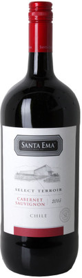 Santa Ema 2015 Terroir Cabernet Sauvignon 1.5L