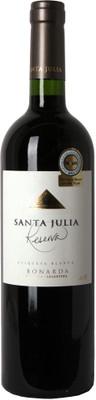 Santa Julia 2012 Reserva Bonarda 750ml