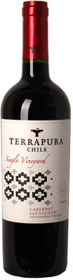 Terrapura 2015 Single Vineyard Cabernet Sauvignon 750ml
