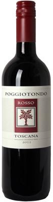 Poggiotondo 2011 Toscana Rosso IGT 750ml