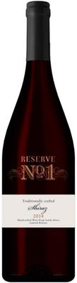 Boland 2013 No. 1 Reserve Shiraz 750ml