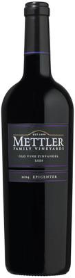 Mettler Family Old Vine Epicenter Zinfandel 750ml