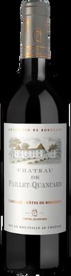 Chateau de Paillet-Quancard 2010 Cadillac Cotes de Bordeaux 375ml