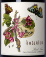 Antica Terra 2012 Botanica Pinot Noir Label