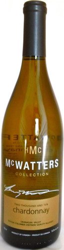 McWatters Collection 2013 Chardonnay