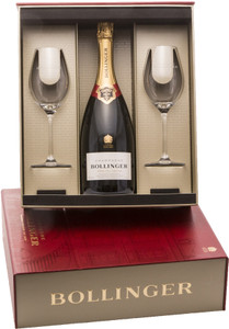 Bollinger Gift Box with Special Cuvee Brut