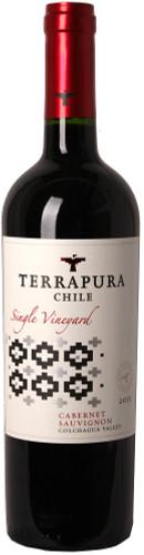 Terrapura 2015 Single Vineyard Cabernet Sauvignon 750ml