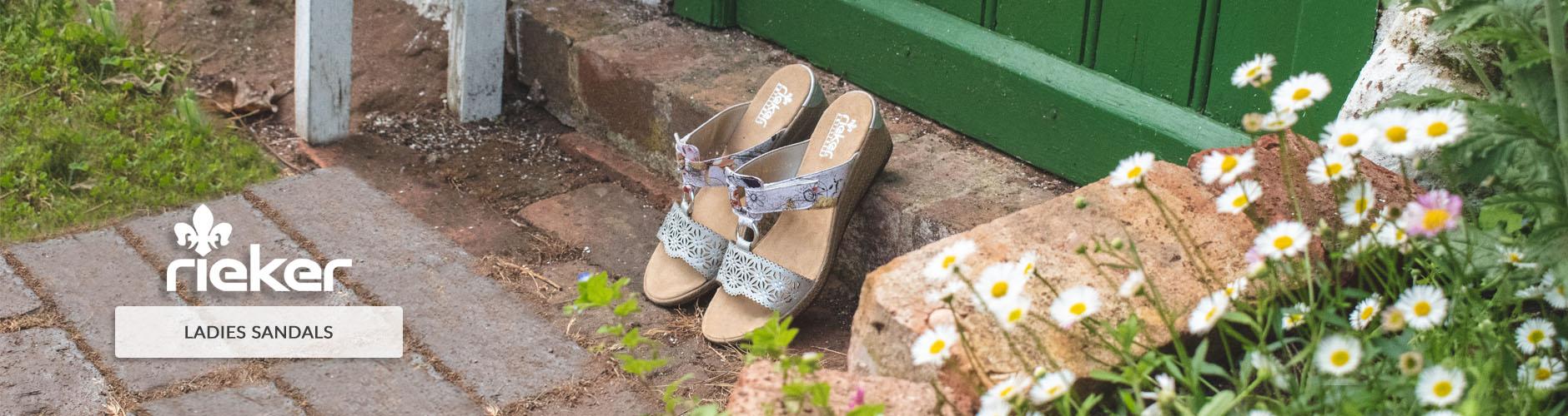 Ladies Rieker Shoes and Sandals Shop Now