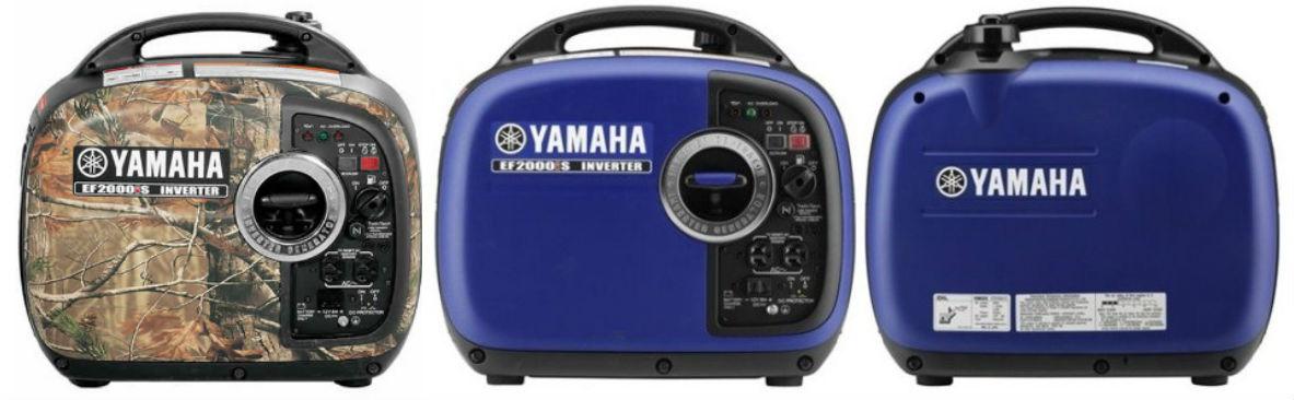 YAMAHA EF2000IS INVERTER GENERATOR