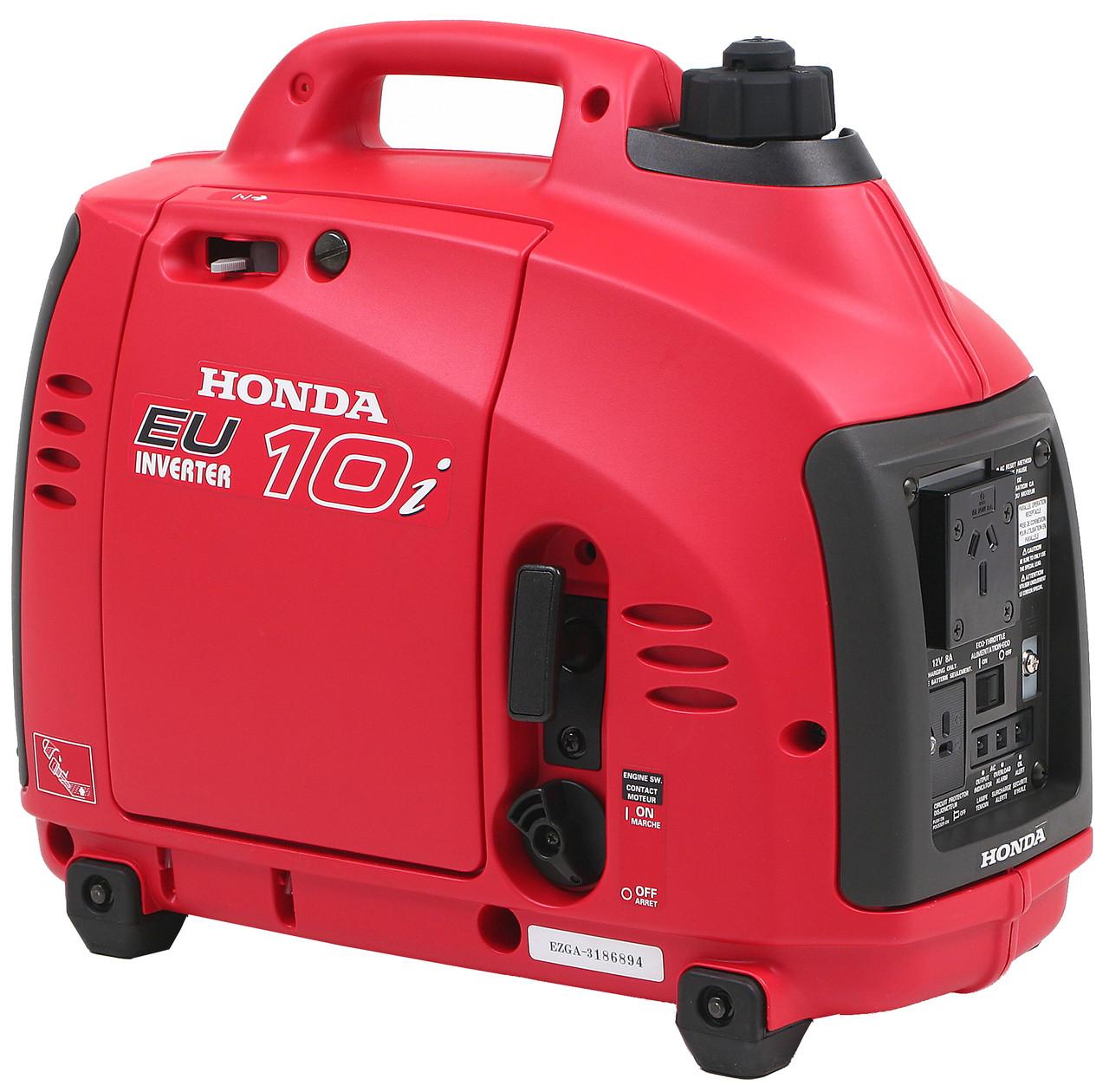 Honda Eu10i 1000w 1kva Inverter Generator Haughton Honda