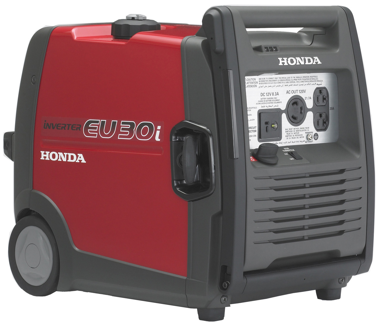 Honda eu30iu handy inverter 3kva generator adelaide dealer for Yamaha inverter generator vs honda