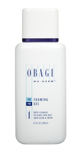 Obagi Nu-Derm Foaming Gel | Latisse.MD