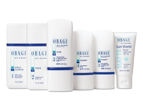 Obagi Nu-Derm Rx System—Normal to Dry (Trial Size) | Latisse.MD