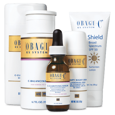 Obagi-C Rx System—Normal to Oily (Starter Set) | Latisse.MD