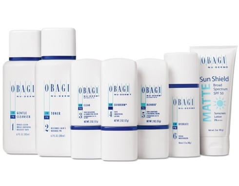 Obagi Nu-Derm Rx System—Normal to Dry | Latisse.MD