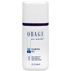 Obagi Nu-Derm Foaming Gel (Travel Size) | Latisse.MD