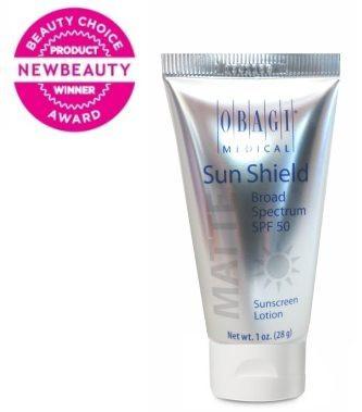 Obagi Sun Shield Matte Broad Spectrum SPF 50 (Travel Size) | Latisse.MD
